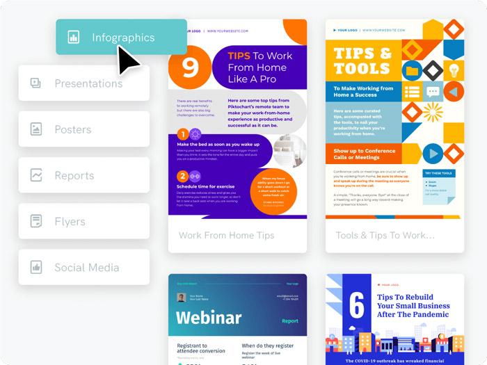 10 best infographic makers online piktochart