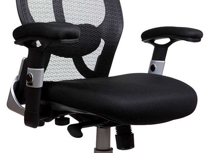 how to choose office chair armrest