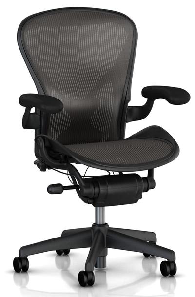 how to choose office chair herman miller aeron