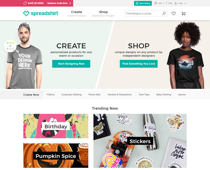 places buy cheap graphic tees spreadshirt